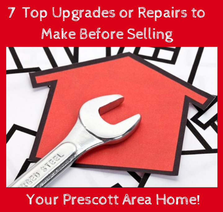 Best Home Upgrades: 7 Top Upgrades Or Repairs To Make Before Selling Your Home